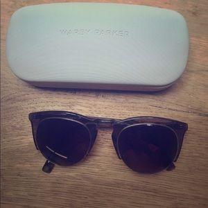 New Warby Parker Sunglasses - Smoke Grey